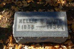 Nellie O. Waite