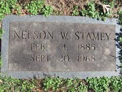 Nelson W. Stamey