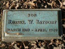 Russel W. Batdorf