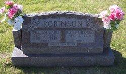 William Earl Tutor Robinson