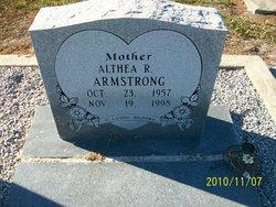 Althea R. Armstrong