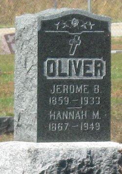 Jerome B Oliver