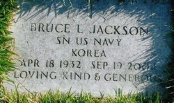 Bruce Leon Jackson