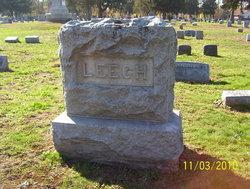 Lydia Eleanor <i>Dimm</i> Leech