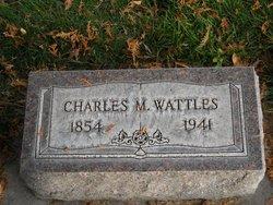 Charles M Wattles