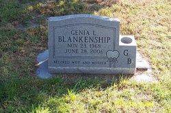 Genia <i>Hoffman</i> Blankenship