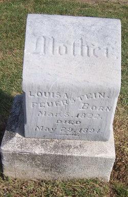 Louisa <i>Fretz</i> Feuerstein