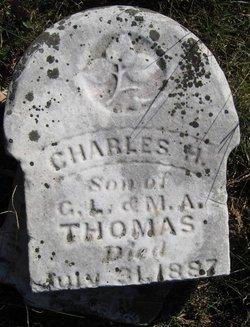 Charles H Thomas