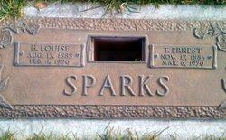 H. Louise <i>Humpherys</i> Sparks