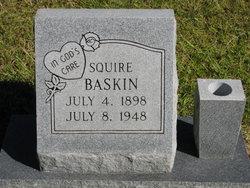 Squire Baskin