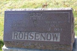 George Friedrich Rohsenow