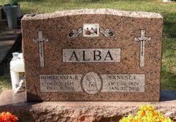 Ernest L Alba