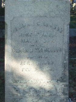 Clara B. <i>Pendleton</i> Atwood