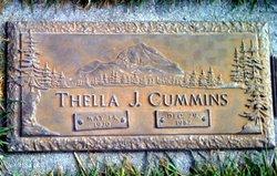 Thella Jane <i>Thomson</i> Cummins