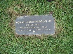 Royal J. Donaldson, Jr
