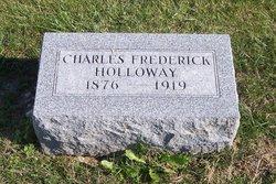 Charles Fredrick Fred Holloway