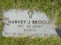 PFC Harvey J. Broglin