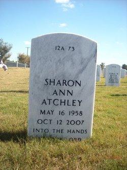 Sharon Ann <i>Corn</i> Atchley