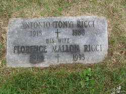 Florence May <i>Mallon</i> Ricci