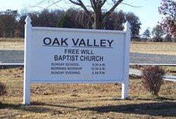 Oak Valley Cemetery