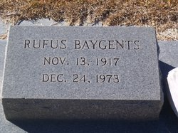Rufus Rasberry Baygents