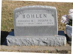 Johanna <i>Evans</i> Bohlen