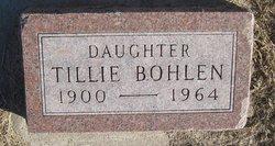 Tillie Bohlen