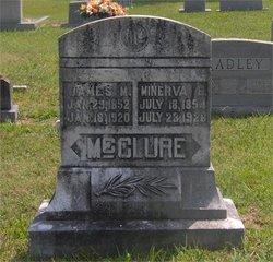James Marion McClure