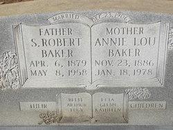 Annie Lou Baker