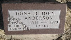 Donald John Anderson