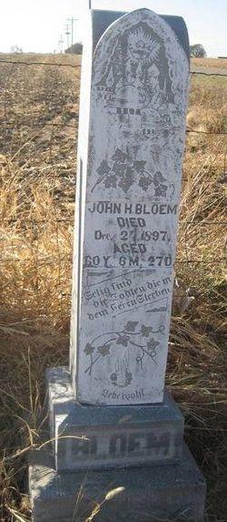 John H. Bloem
