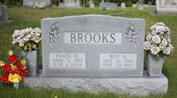 Pansy <i>Hopson</i> Brooks