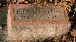Lora Mae <i>Linderman</i> Cleveland