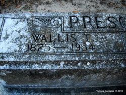 Wallis T. Prescott