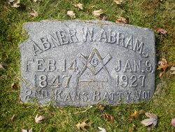Abner W. Abrams