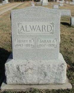 Sarah A. <i>McKinsey</i> Alward