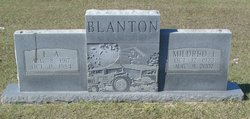 Mildred A. <i>Luke</i> Blanton