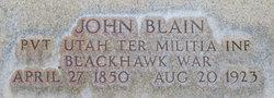 John Blain, Jr