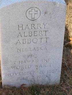Harry Albert Abbott