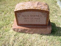 Alexander Moore Barnes