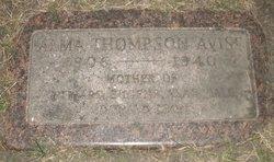 Alma Leona <i>Thompson</i> Avise