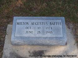 Milton Augustus Battle
