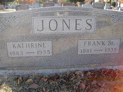 Mrs Katherine <i>Schlicht</i> Jones