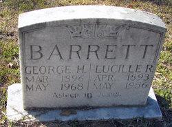 George Henry Barrett