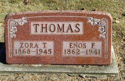 Enos Fletcher Thomas