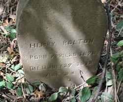 Henry Bolton