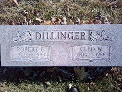 Cleo W <i>Broadstreet</i> Dillinger