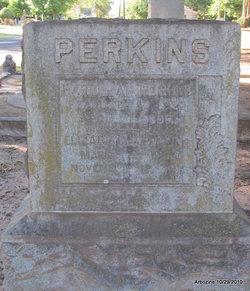Elizabeth Jackson <i>Barham</i> Perkins