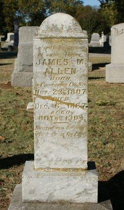 James Madison Allen