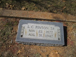 Lawrence Cox Pinson, Sr